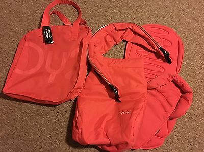 Oyster 2/Max Colour Pack in Coral