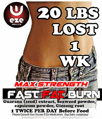 New Fat Burners Strong Weight Loss Pills Diet Slimming Tablets Buy 2 Get 1 Free