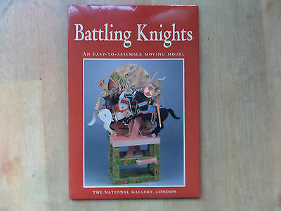Battling Knights An Easy-to-Assemble Moving Model