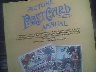 Picture Postcard Annual 1992 edition
