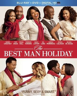 The Best Man Holiday [New Blu-ray] With DVD, UV/HD Digital Copy, 2 Pack, Digit