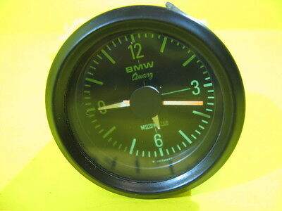 Motometer Quarz Uhr 52mm BMW R100 R80 R65 R45 K clock horloge