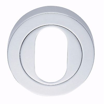 Carlisle Brass - AA2CP/BP - Concealed Fix Oval Profile Escutcheon (PREPACK)
