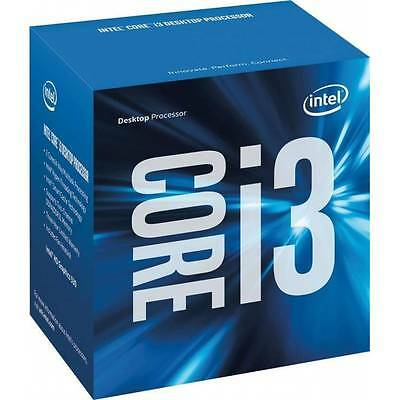 Intel Core i3 6100  1151 3MB Cache 3,7GHz boxed