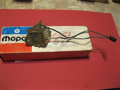 NOS Mopar 1980 Dodge, Plymouth 6 Cylinder Choke Thermostat
