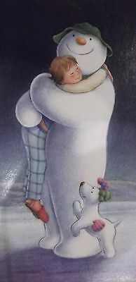 The Snowman and The Snowdog Christmas Cards