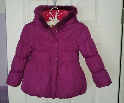GEORGE Girls jacket 3-4 Years