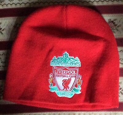 Liverpool Fc Woolly Hat