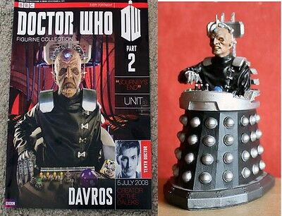 Doctor Who Figurine Collection Part 2 (DAVROS)