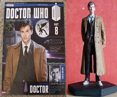 Doctor Who Figurine Collection Part 8  (The Tenth Doctor)