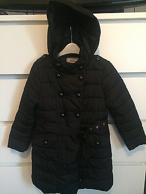 girls winter jacket next age 5-6 years