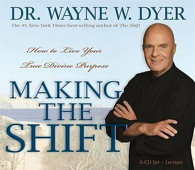 Making the Shift: How to Live Your True Divine Purpose Audio CD