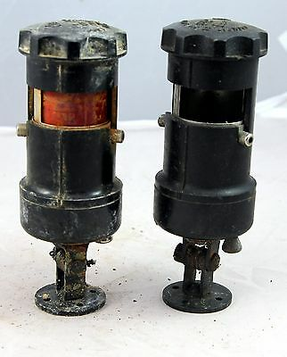 A pair of cockpit lamp Mk 1A, for RAF aircraft (GB3)