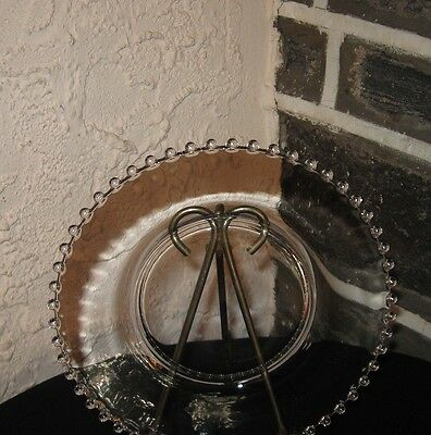 Candlewick Dinner plates 10 1/4 Beautiful dish top quality items