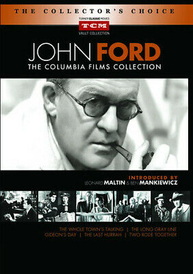 John Ford: The Columbia Films Collection [New DVD] Manufactured On Demand, Box