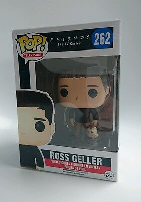 Pop Televivision - Ross Geller - Friends figures