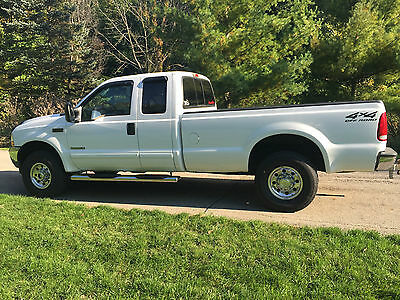 2002 Ford F-250  2002 Ford F 250 XLT 7.3 Powerstroke  4X4 Low Miles Mint Condition