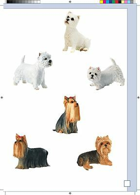 Country Artists-West Highland Terrier Dog (Standing One) Figurine Gift, CA06298