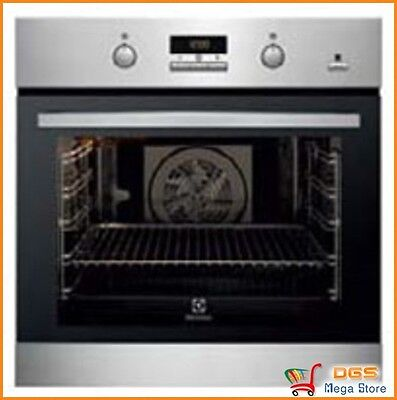 Forno Electrolux EOB3414AOX 60cm 72LT ad incasso multifunzione CL.A Plussteam in