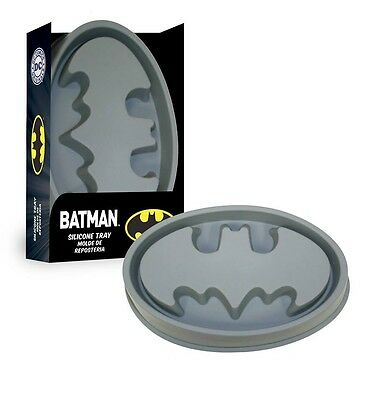 DC Comics Silikon Backform Batman Logo Neu & OVP