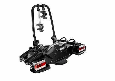 Thule 925 VeloCompact 2-Bike Cycle Carrier TowBar Mount Tiltable Locking *2016*