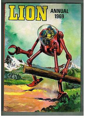 LION ANNUAL 1969 from Lion Comic