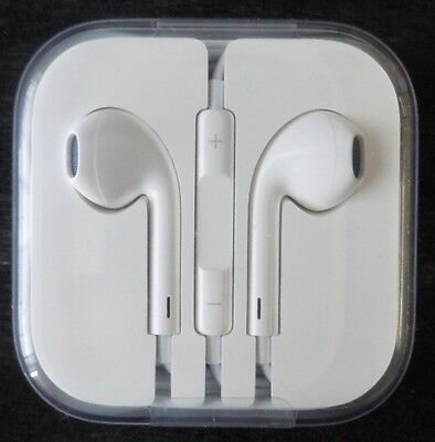Genuine NEW Apple iPhone 5 iPod iPad EarPods Headphone Original MD827ZM/A OEM