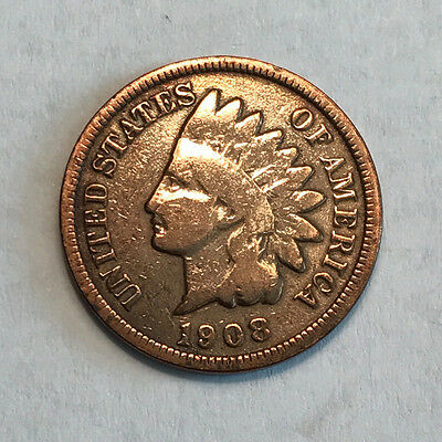 1908-P-Indian-Head-Cent-Bu-Luster