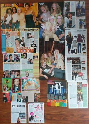 SPICE GIRLS Posters Clippings