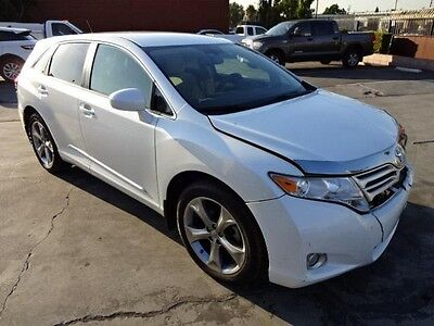 2012 Toyota Venza LE  2012 Toyota Venza LE Salvage Wrecked Repairable! Priced To Sell! Wont Last! L@@K