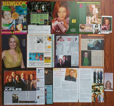Gillian Anderson Articles Clippings