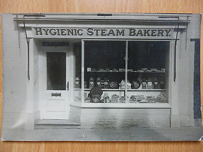 Shop Front Hygienic Steam Bakery Unknown Location