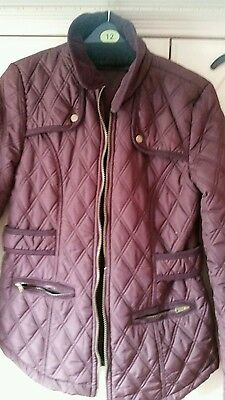Girls coat UK 10