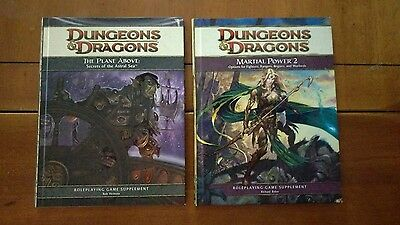 Dungeons and Dragons 4th Books