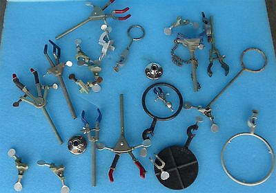 25 Piece Lab Clamp Collection