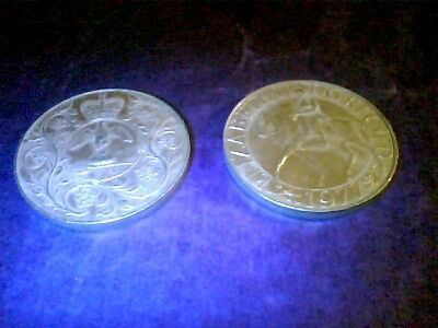 1977 Uncirculated Crown Coins