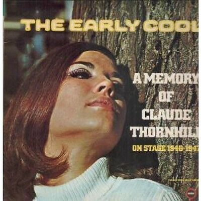 CLAUDE THORNHILL Early Cool LP VINYL 12 Track (Cjs828) UK Ember