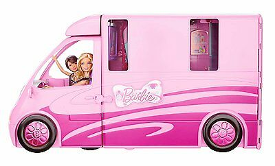 Barbie Sister's Deluxe Camper - New, but box damaged (read description)