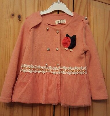girls jacket size xl approx 2-3 years