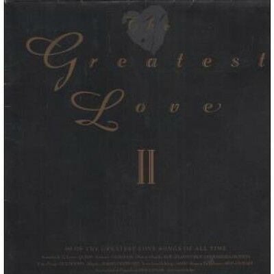 GREATEST LOVE 2 Various Artists DOUBLE LP VINYL 30 Track In Gatefold Including