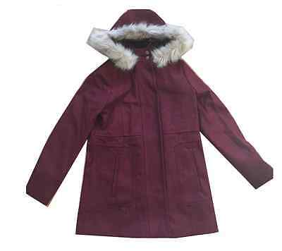 Girls hooded coat / jacket