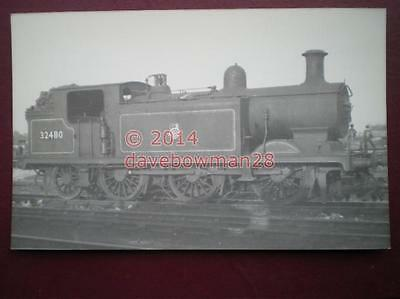Photo  Southern Sr Radials 0-6-2T Loco 32480