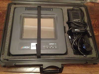 ASK IMPACT 21 LCD Projection Device