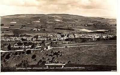 Wales - General View, showing Golf Club House, Llandrindod Wells