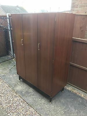 Vintage G Plan E Gomme Wardrobe - Delivery Available
