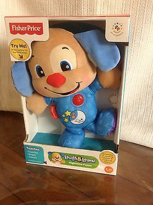 Fisher Price Laugh & Learn Night Time Puppy