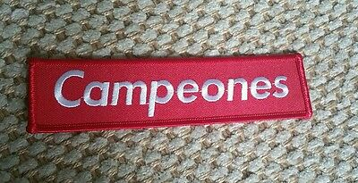 Portland Timbers Army Campeones Patch PTFC MLS Soccer Football