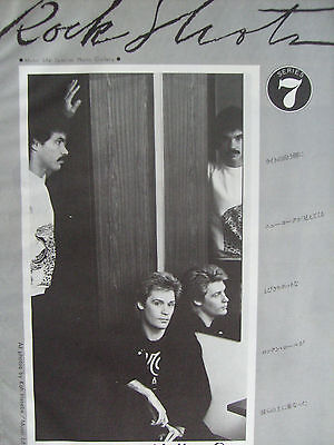 Hall & Oates - Clippings From Japanese Magazines