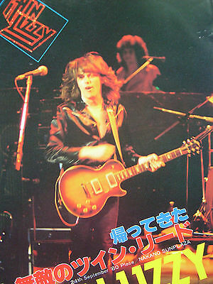 Thin Lizzy - Clippings From Japanese Magazines