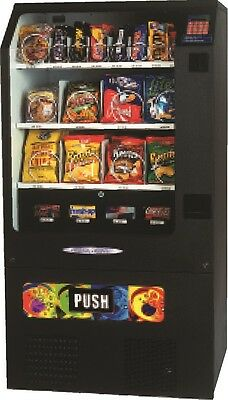 Snackmate SM3 COMBO - Change Giving Vending Machine